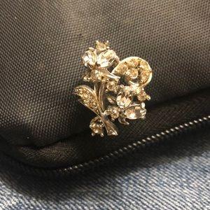 Hollycraft pin/ Brooch